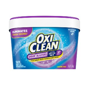 OxiClean Odor Blasters Versatile Stain Remover - Best Laundry Detergents to Remove Odors: Oxygen-Based Detergent