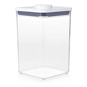 OXO New Good Grips POP Container - Best Food Storage Container: Space-efficient