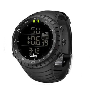 PALADA  Digital Sports Watch  - Best Waterproof Watches: Fashionable Sporty Dial Design