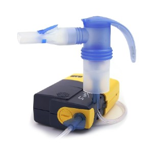 PARI TREK S Compact Compressor Combination Pack - Best Asthma Nebulizers: Say goodbye to traditional batteries