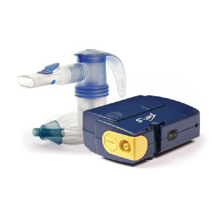 PARI TREK S Compact Compressor Combination Pack - Best Home Nebulizers: 3 charging options