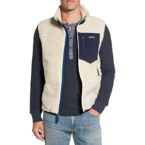 Patagonia Classic Retro-X® Windproof Vest - Best Vests for Winter: Vest with Moisture-Wicking Mesh Lining