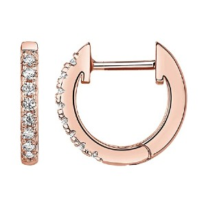 PAVOI 14K Gold Plated Cubic Zirconia Cuff Earrings - Best Jewelry for Teenage Girl: Best for budget