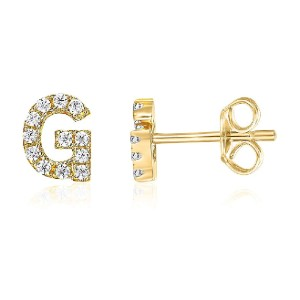 PAVOI 925 Sterling Silver CZ Simulated Diamond Stud Earrings - Best Jewelry for Sensitive Skin: Amazon best-selling pick