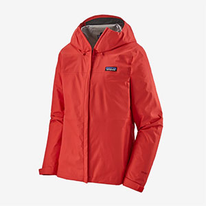 Patagonia Torrentshell 3L Jacket - Best Raincoats for College Students: Microfleece-Lined Neck