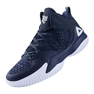 PEAK High Top Mens Basketball Shoes - Best Shoes for Workouts: Super lightweight