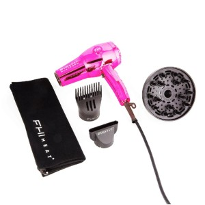 FHI Heat Platform 1900 Nano Lite Pro - Best Hair Dryer and Diffuser: Seal in Vital Moisture