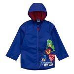 10 Recommendations: Best Raincoats for Toddlers (Oct  2020): Catboy, Owlette and Gekko print