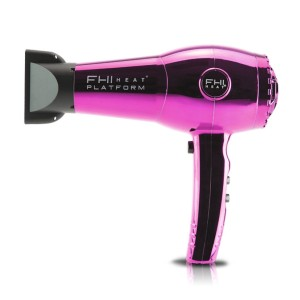 FHI Heat Platform 1900 Nano Lite Pro - Best Hair Dryer for Frizzy Hair: Seal in Vital Moisture, Repel Humidity