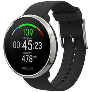 POLAR Ignite Fitness Watch - Best Fitness Trackers: Slim Design Optimized For 24/7 Wear