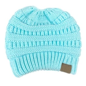 BNB Heaven PONYTAIL BEANIE - Best Beanies for Women: A Gorgeous Addition to Any Outfit