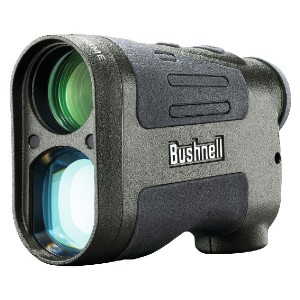 Bushnell Prime 1700 - Best Rangefinder for Long Range Shooting: Highest Light Transmission to Optimize Performance