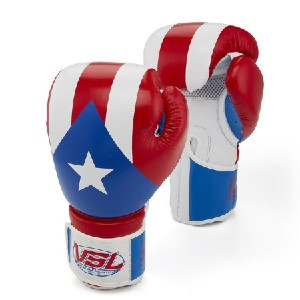 VLS Puerto Rico Pride Valle 4000 - Best Boxing Gloves for Heavy Bag: Professional Boxers