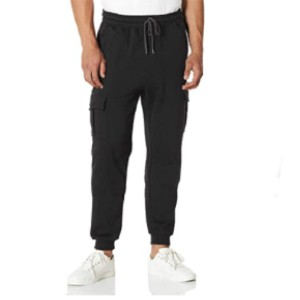 PULI Store Men Loose Cargo Sweatpants - Best Cargo Pants for Men: Cargo Pants for Any Weather