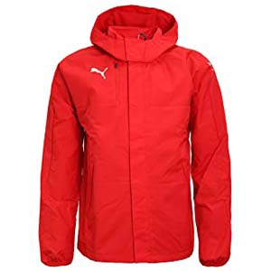 PUMA Veloce Raincoat - Best Raincoats for Men: Not hot for the hot you