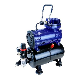 Paasche Airbrush D3000R  - Best Airbrush Compressors: For moderate level of airbrushing