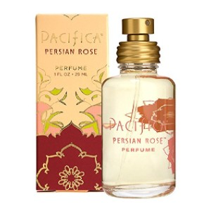 Pacifica Persian Rose Spray Perfume - Best Perfume Under 100: Balanced composition