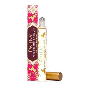 Pacifica Sugared Amber Dreams - Best Perfume Rollerball: A great pick for vegans