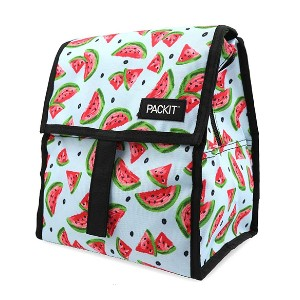 PackIt Freezable Lunch Bag with Zip Closure - Best Cooler Lunch Box: Adorable prints!