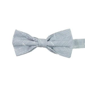 DAZI Palm Bow Tie - Best Ties for Blue Suit: For both kids and adults