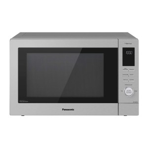 Panasonic NN-CD87KS Home Chef 4-in-1 Microwave Oven - Best Microwave Air Fryer Combo: No oil, no preheating