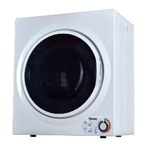 Panda Portable Compact Laundry Dryer - Best Dryers for the Money: User-friendly control panel