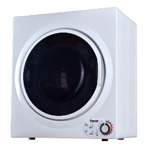 Panda Portable Compact Laundry Dryer - Best Compact Dryers: User-friendly control panel
