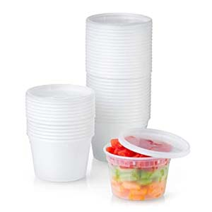 Pantry Value Plastic Deli Food Storage Containers - Best Food Storage Container: Super affordable