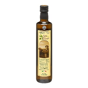 Papa Vince First Cold Pressed Extra Virgin Olive Oil - Best Olive Oil for Salad Dressing: Organic, Unrefined, and Unfiltered