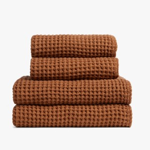 Parachute Waffle Towels - Best Towels to Buy: Plush Waffle Towel