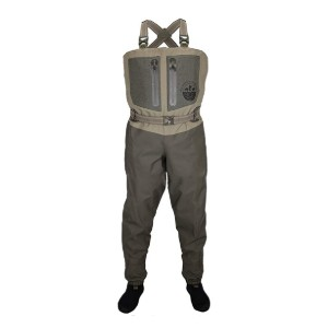 Paramount Outdoors EAG Elite 4 Breathable Wader - Best Saltwater Waders: Durability in mind
