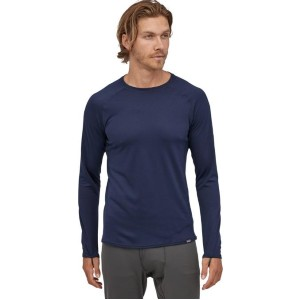 Patagonia Capilene Midweight Crew Top - Best Base Layers for Heavy Sweating: Midweight Base Layer