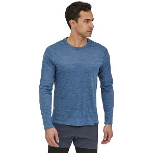 Patagonia Capilene Cool Lightweight Long-Sleeve Shirt - Best Base Layers for Heavy Sweating: Ultralight Base Layer