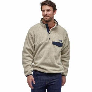 Patagonia Synchilla Snap-T Fleece Pullover - Men's - Best Loungewear for Men: On-the-go temperature regulation