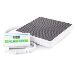 Patient Aid Medical Floor Scale - Best Bathroom Scale for Heavy Person: Comes with a remote screen