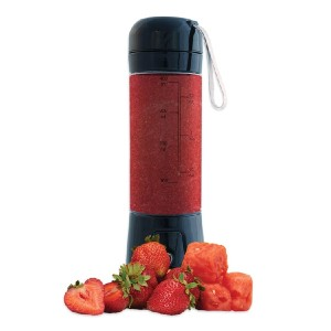 Patriot Power Blender - Best Blender for Protein Shakes: Makes Dozens of Drinks on a Single Charge