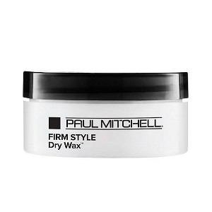 Paul Mitchell Dry Wax - Best Pomade for Long Hair: Delivers Long-Lasting Hold with a Moveable Finish