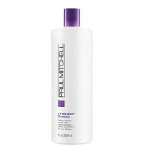 Paul Mitchell Extra-Body Shampoo - Best Hair Thickening Shampoo: Thicker Hair with Healthy