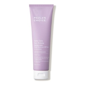 Paulas Choice Extra Care Non-Greasy Sunscreen SPF 50  - Best Sunscreen for Oily Face: Light Matte Finish Sunscreen