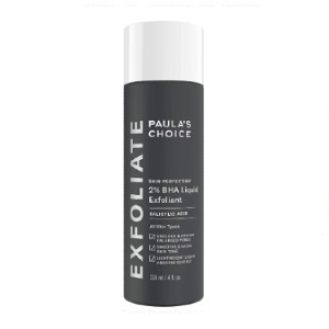Paulas Choice Facial Exfoliant for Blackheads, Enlarged Pores, Wrinkles & Fine Lines - Best Face Scrub for Oily Skin: Safe for all skin