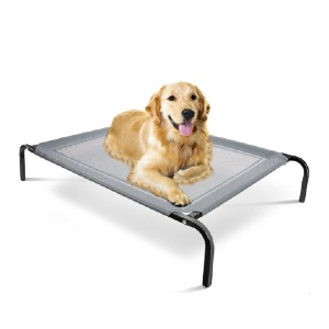 Paws & Pals Elevated Dog Bed - Best Dog Beds for Large Dogs: Portable Bed