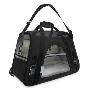 Paws&Pals Airline Approved Pet Carrier - Best Pet Carriers for Cats: Surrounded by a mesh window