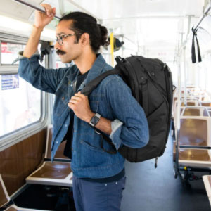 Peak Design TRAVEL BACKPACK 45L - Best Backpack for Travel: Backpack that can expand up to 45L