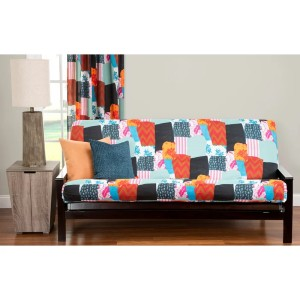World Menagerie Peckover  - Best Futon Covers: Machine Washable Fabric