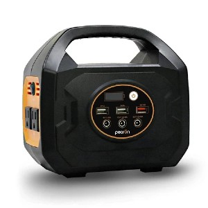 Pecron S200 193Wh (10.8V 17.85Ah) - Best Power Station for Home: Excellent LED display
