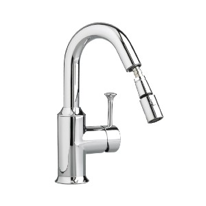 American Standard Pekoe  - Best Pull Down Faucets: Brass Body and Swivel Spout