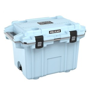 Pelican 50 Quart Elite Cooler  - Best Cooler to Keep Ice: 3 inches latches