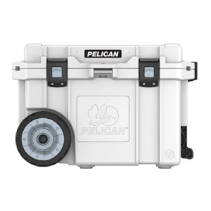 Pelican Elite Coolers with Wheels - Best Wheeled Coolers for the Beach: Super tough construction