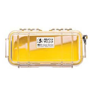 Pelican 1030 Micro Case - Best Glasses Cases: Highly functional in vibrant color