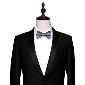 PenSee Mens Solid Self Tie Bow Ties - Best Bow Ties on Amazon: Get the perfect fit